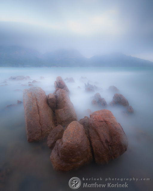 Korinek Photography | Freycinet Storm : : Freycinet National Park : : Tasmania, Australia